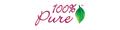 100percentpure.de- Logo - Bewertungen