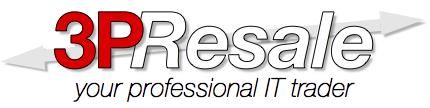 3P Resale - your professional IT trader- Logo - Bewertungen