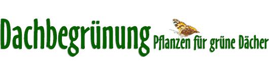 Dach-begruenung.de - Pflanzen für grüne Dächer- Logo - Bewertungen