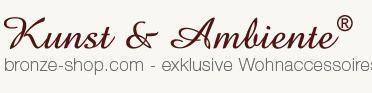 Kunst & Ambiente - Bronze Shop- Logo - Bewertungen