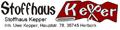 Stoffhaus Kepper- Logo - Bewertungen