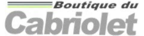 boutiqueducabriolet.com- Logo - Avis