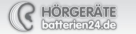 hoergeraete-batterien24.de- Logo - Bewertungen