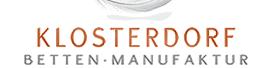 klosterdorf-betten.de- Logo - Bewertungen