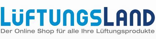 lueftungsland.de- Logo - Bewertungen